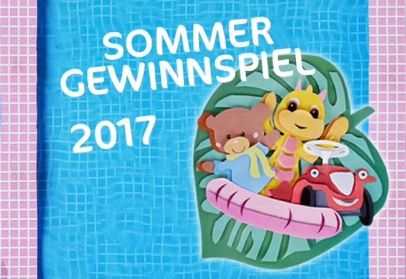 Großes Sommergewinnspiel 2017