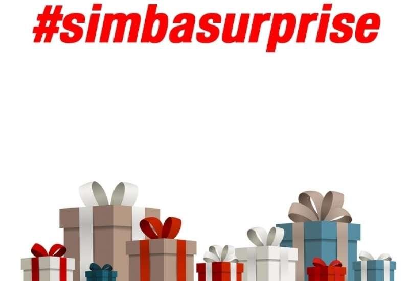 #simbasurprise