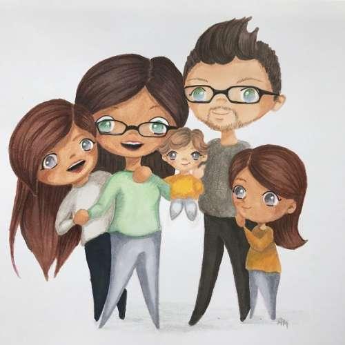 Familie Krawalli