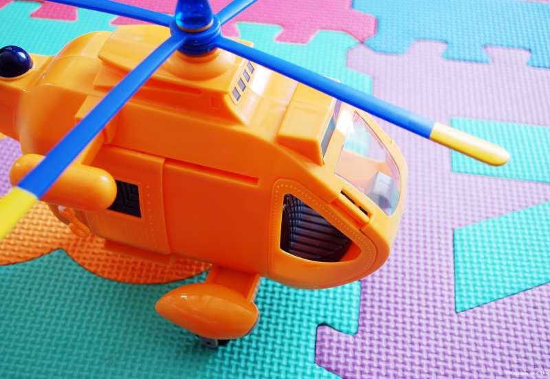 Simba/Autos, Fahrzeuge, Boote & Flieger:Feuerwehrmann Sam - Wallaby II