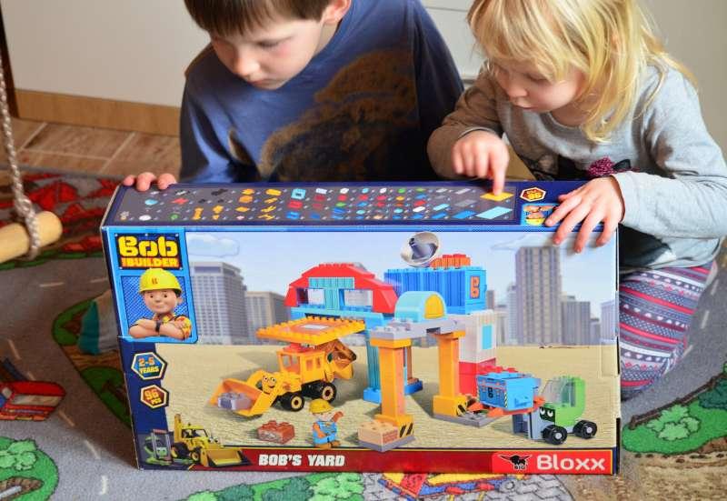 Big Bloxx Bob Der Baumeister Bobs Werkstatt Spielzeug Baby