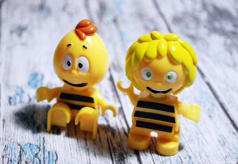 BIG/Bauen & Konstruieren:Biene Maja BIG-Bloxx