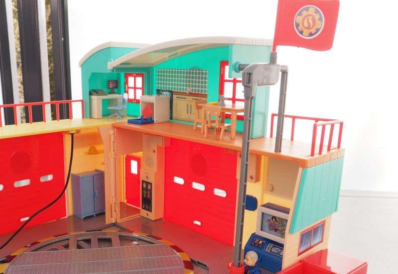 Feuerwehrmann Sam ° Neue Feuer