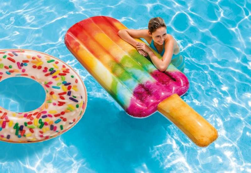 INTEX/Outdoor & Sport:Donut Schwimmring