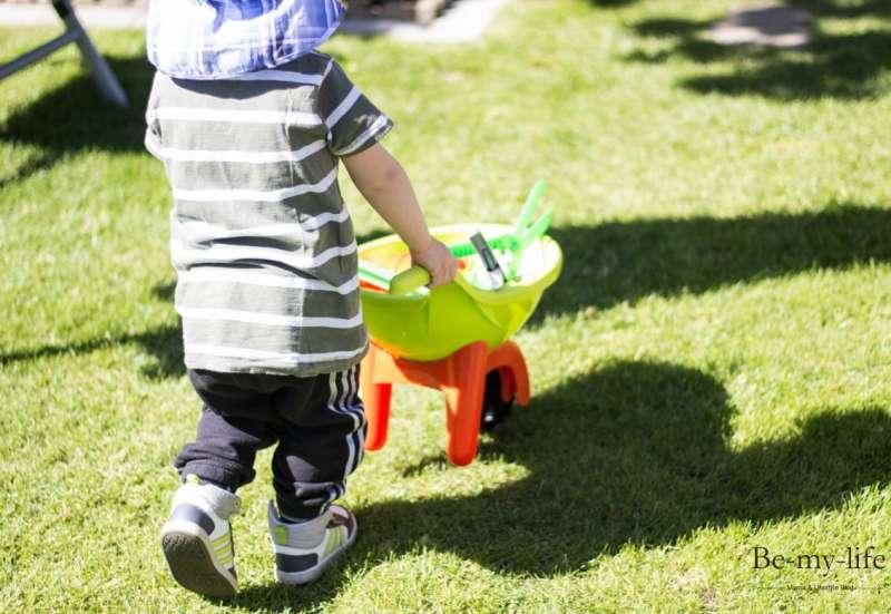 Simba/Outdoor & Sport:Gartenarbeit macht Spaß