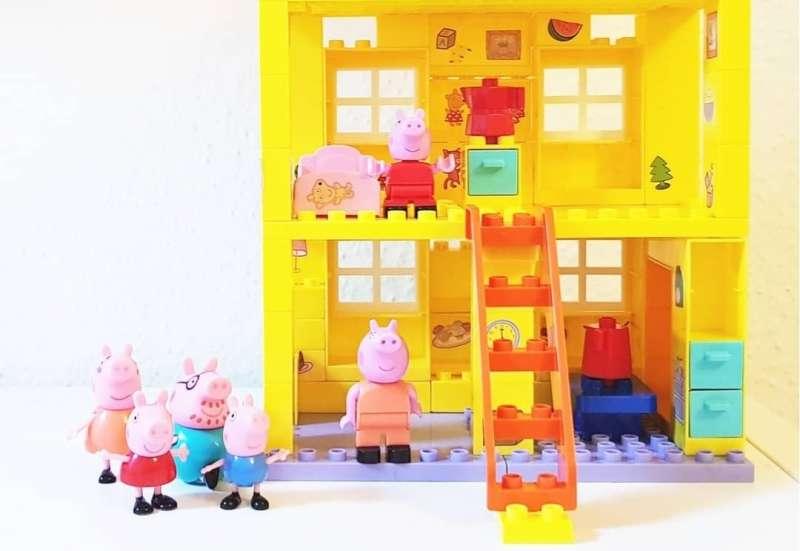 BIG/Bauen & Konstruieren:Das Peppa Wutz Haus