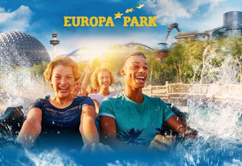 Großes Europa-Park Gewinnspiel