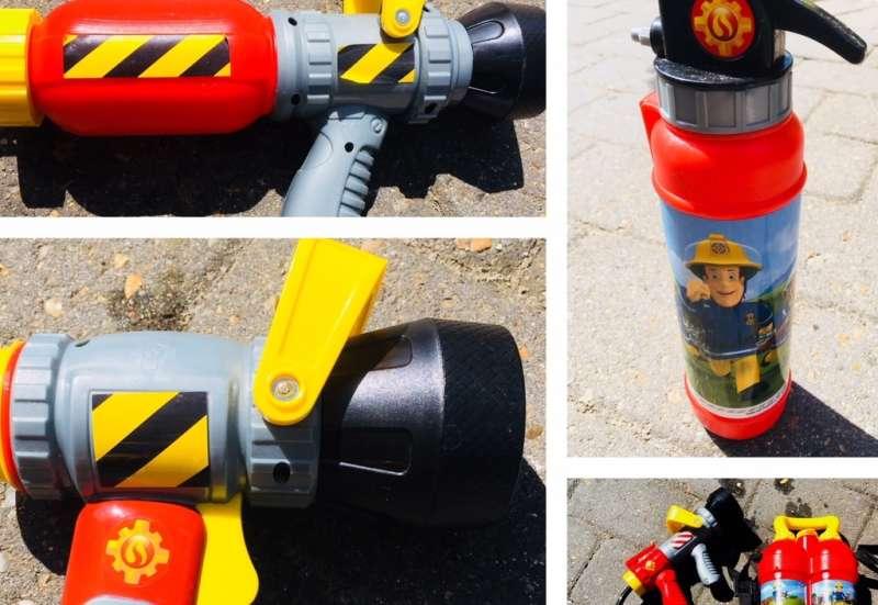FeuerwehrmannSam Wasserpistole