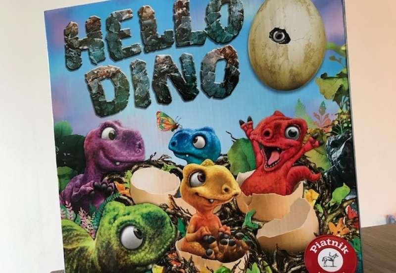 Sonstige/Spiele & Puzzles:Memospiel für Dino-Fans