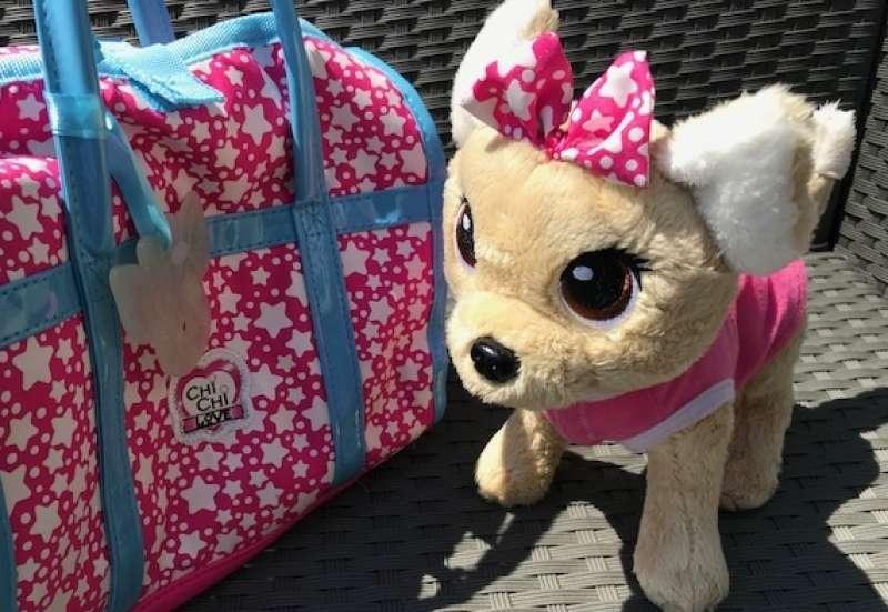 Simba/Plüsch- und Kuscheltiere:ChiChi Love Star von Simba