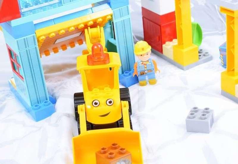 BIG/Bauen & Konstruieren:Mit Bob den Alltag erkunden
