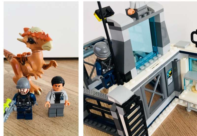 LEGO/Bauen & Konstruieren:Lego Jurassic World