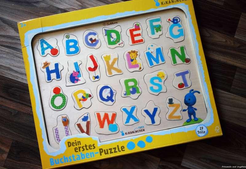 Eichhorn/Spiele & Puzzles:Buchstaben-Puzzle von Eichhorn
