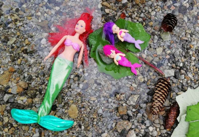 Meerjungfrauen auf Abwegen