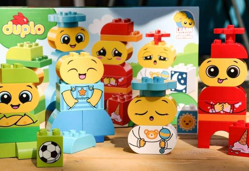 LEGO/Baby- & Kleinkindspielzeug:Spielerisch Emotionen lernen!