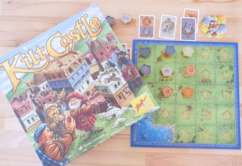 Zoch/Spiele & Puzzles:Familienspaß mit Kilt Castle