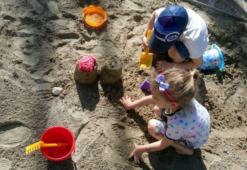 Must-Have: Sandspielsachen
