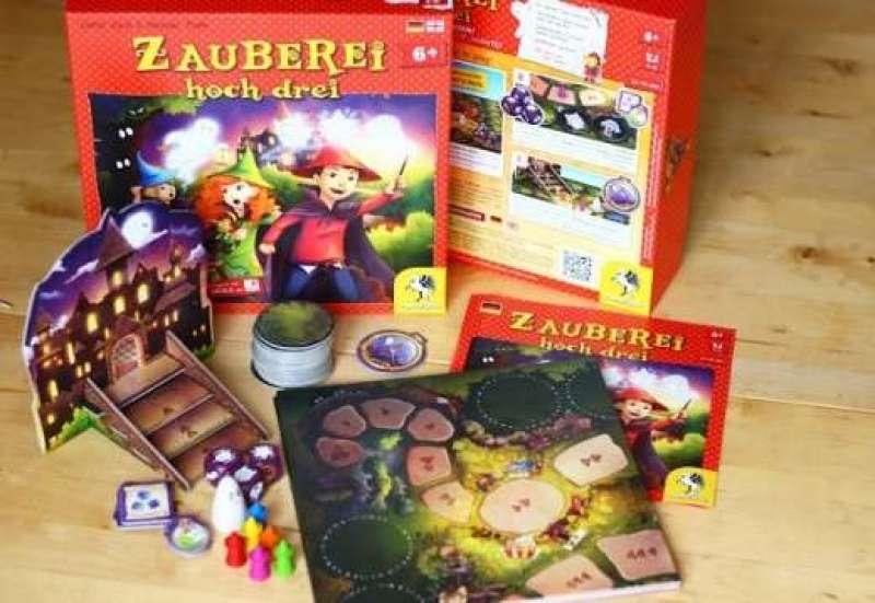 Sonstige/Spiele & Puzzles:MAGISCHES SPIELVERGNÜGEN