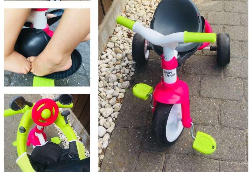 Smoby/Kinderfahrzeuge (z. B. Bobby Car):Smoby Babydriver Komfort