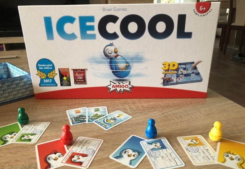 AMIGO/Spiele & Puzzles:ICE COOL –