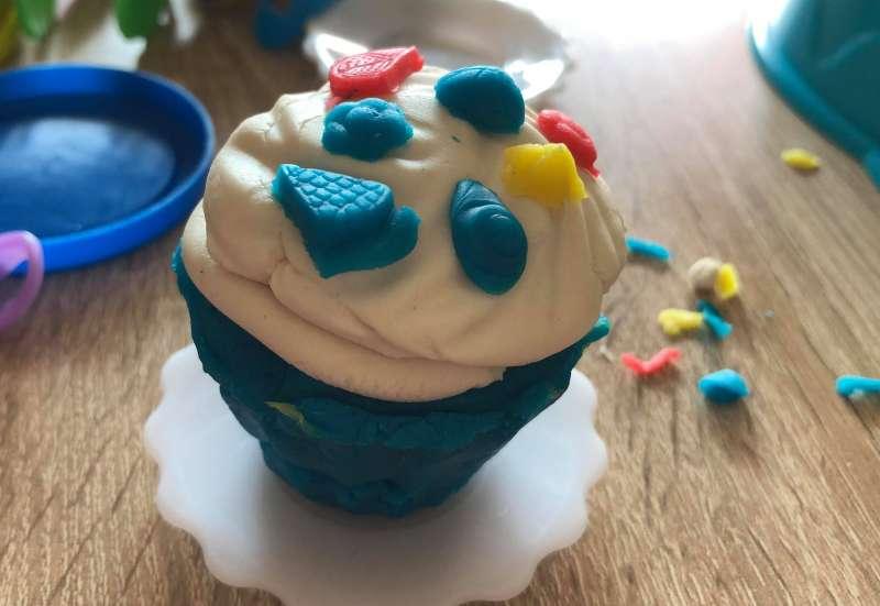 Simba/Basteln, Malen & Kreativ:Süße Cupcakes aus Knete