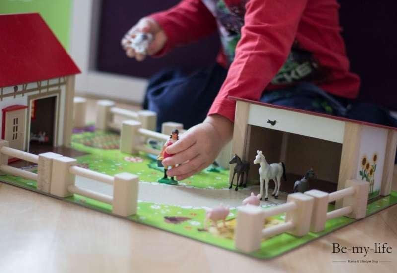 Eichhorn/Kinder Rollenspiele:Bauernhof Fantasien