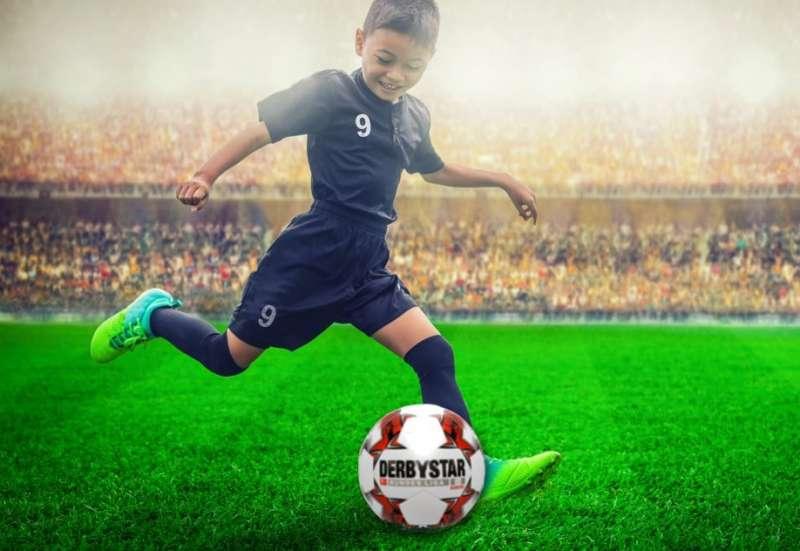 Sonstige/Outdoor & Sport:DERBYSTAR Bundesliga Ball