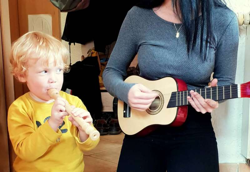 Simba/Basteln, Malen & Kreativ:Heute ist Musik