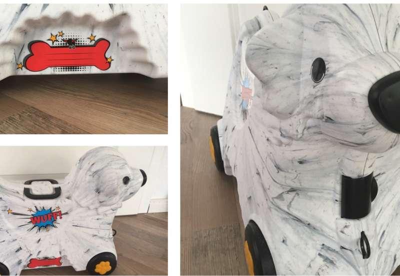 BIG/Outdoor & Sport:Kinderkoffer Marble von BIG