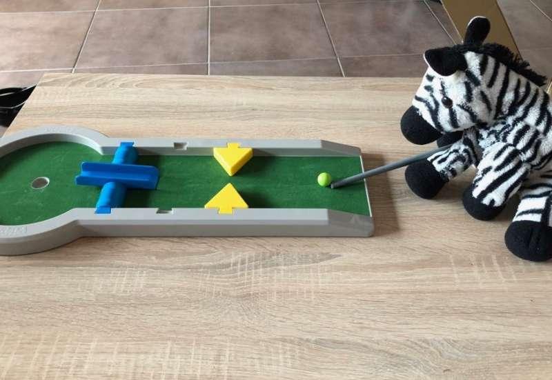 Simba/Spiele & Puzzles:Minigolf für Zuhause