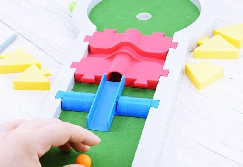 Simba/Spiele & Puzzles:Minigolf für zu Hause