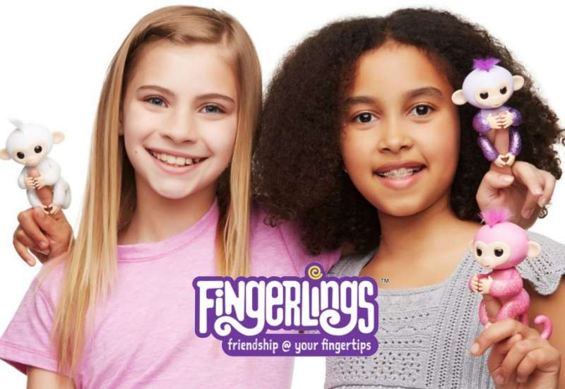 Sonstige/Spielewelten & Sammelfiguren:WowWee® Fingerlings®