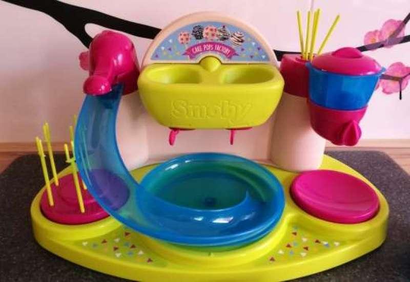 Smoby/Basteln, Malen & Kreativ:Cakepops selbst gemacht