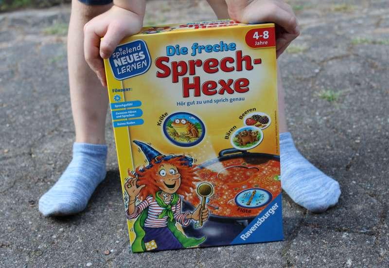 RAVENSBURGER/Spiele & Puzzles:Spaß mit der Sprechhexe
