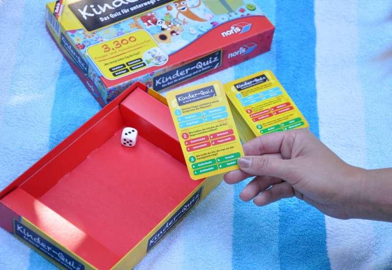 Noris/Spiele & Puzzles:Jetzt wird gequizzt