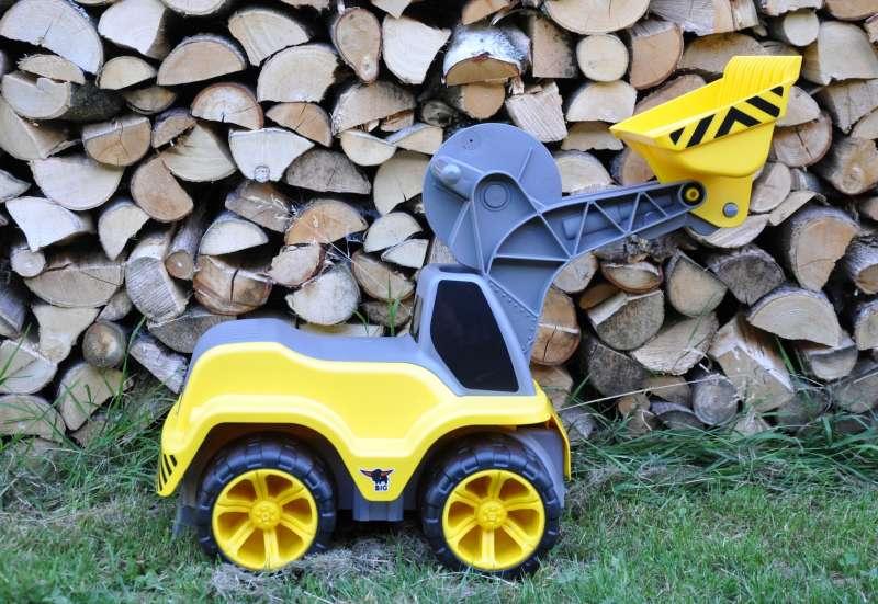 BIG/Autos, Fahrzeuge, Boote & Flieger:Der Power-Worker Maxi Loader
