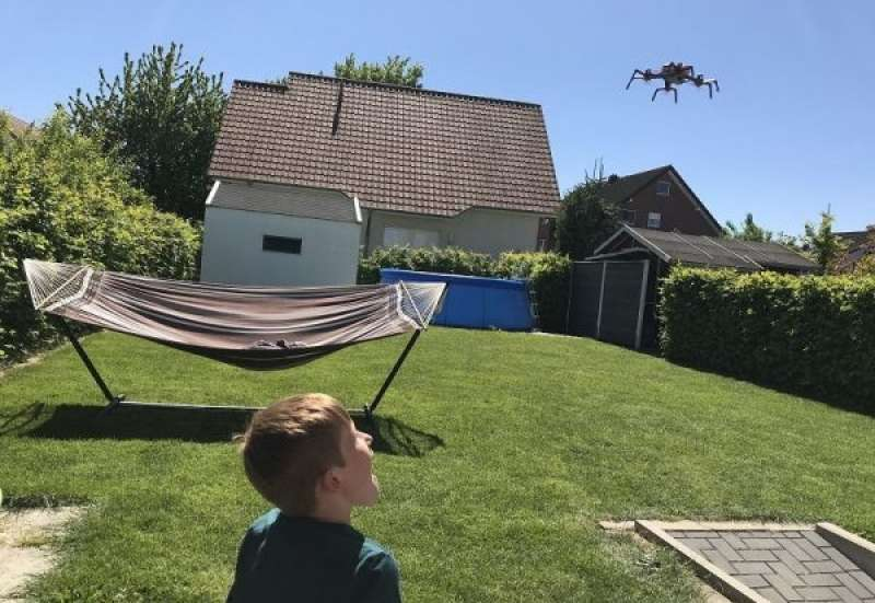 GOLIATH GAMES/Outdoor & Sport:Produkttest: Spiderman Drohne