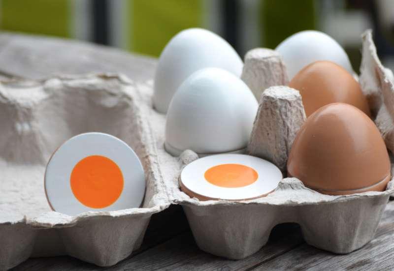 coole Eier von Eichhorn