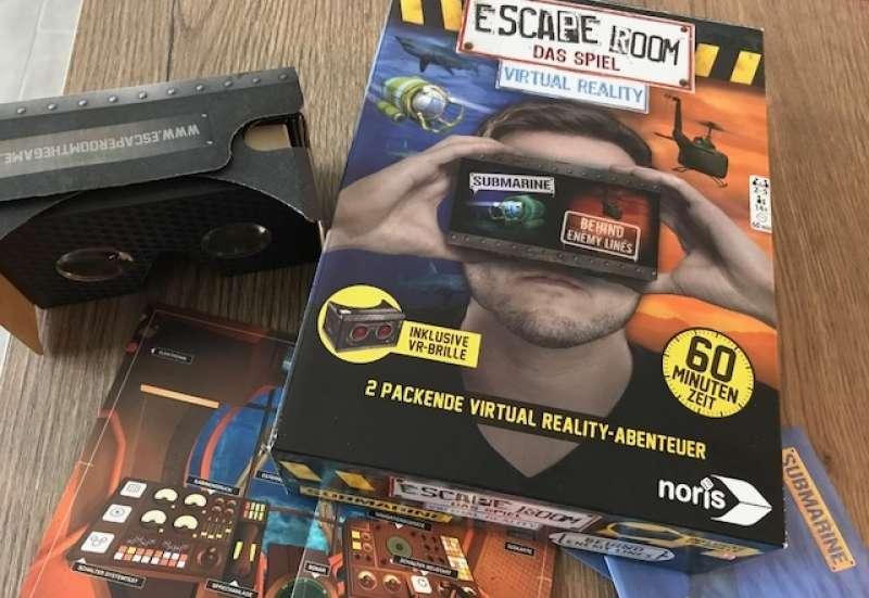 Noris/Spiele & Puzzles:Virtueller Rästelspass
