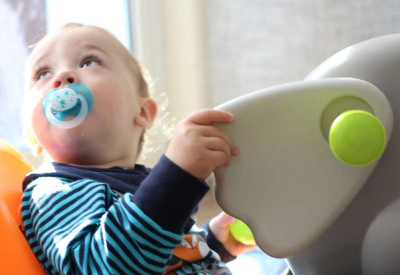 BIG/Baby- & Kleinkindspielzeug:BIG-Rocking-Elephant