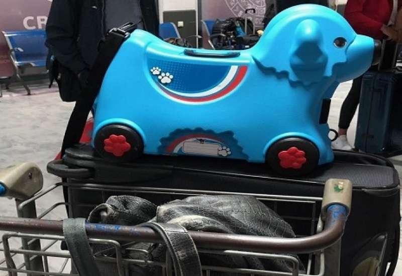BIG/Kinderfahrzeuge (z. B. Bobby Car):BIG Trolley Hund