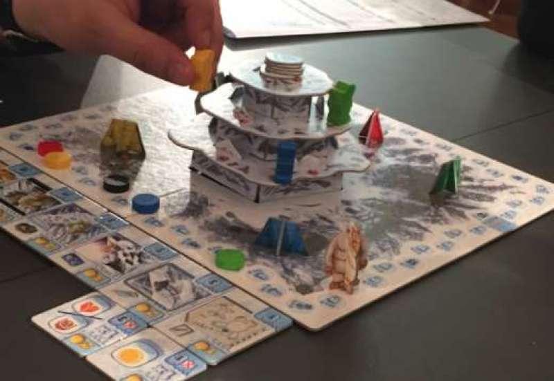 Sonstige/Spiele & Puzzles:Yeti