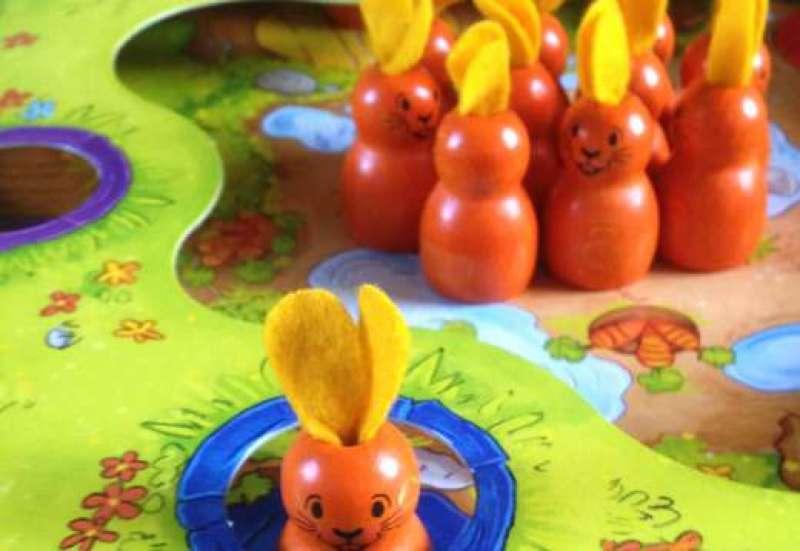 Sonstige/Spiele & Puzzles:Hopp Hopp Häschen