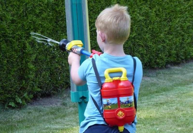 Sonstige/Outdoor & Sport:Feuerwehrmann Sam Outdoorset