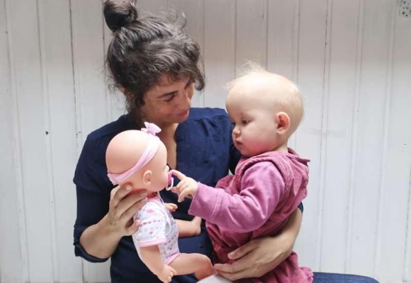 Simba/Puppen & Puppenzubehör:Unser erstes New Born Baby