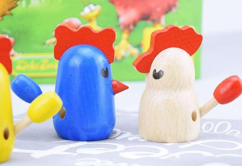 Zoch/Spiele & Puzzles:Zicke Zacke Hühnerkacke