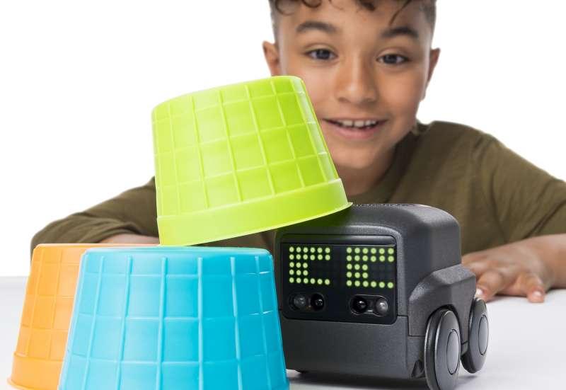 SPIN MASTER/Forschen & Entdecken:Der interaktive Roboter Boxer