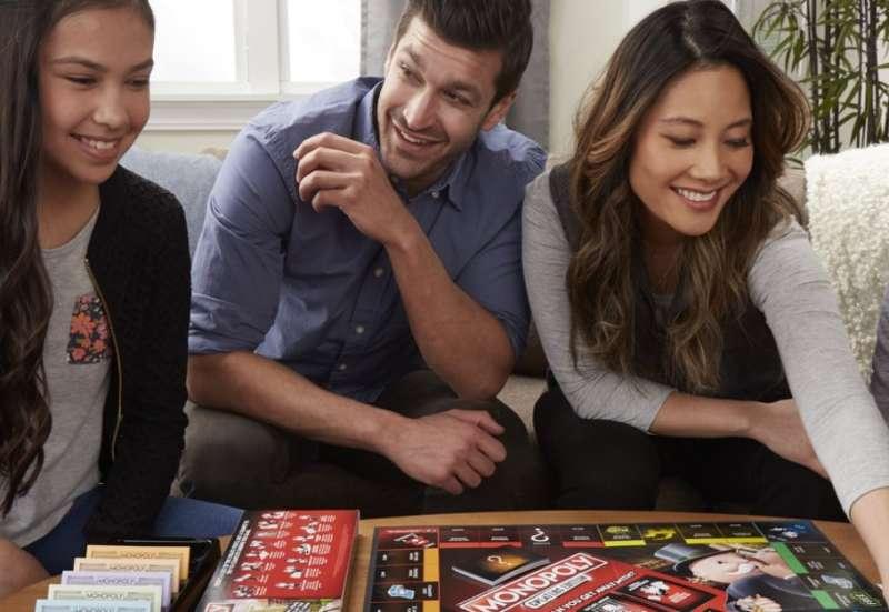 Hasbro/Spiele & Puzzles:Monopoly Mogeln und Mauscheln