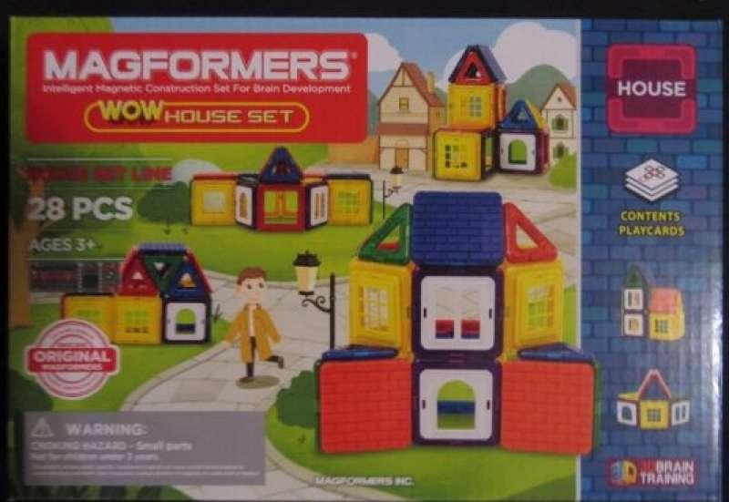 Sonstige/Bauen & Konstruieren:Magformers – Wow House-Set