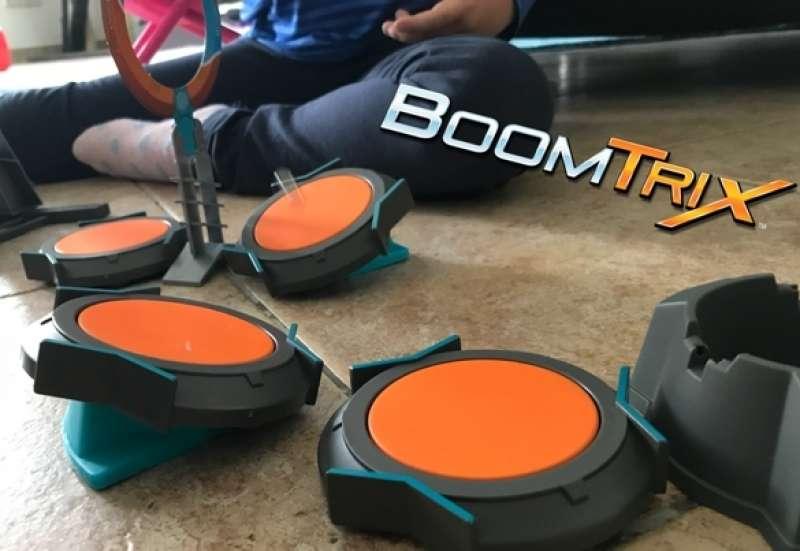GOLIATH GAMES/Bauen & Konstruieren:BoomTrix - Kugelbahn 2.0